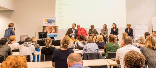 TSC TAND en levenskwalitiet symposium 2018